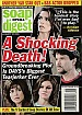 1-10-06 Soap Opera Digest  CHRISTIE CLARK-SHARON CASE
