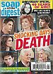 1-12-10 Soap Opera Digest  ROSCOE BORN-AMC 40th ANNIV
