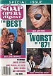 1-12-88 Soap Opera Digest  BEST & WORST of 1987
