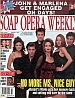 1-12-99 Soap Opera Weekly  SUNSET BEACH-KRISTOFF ST. JOHN