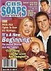 1-14-03 CBS Soaps In Depth  JOSHUA MORROW-MARK COLLIER