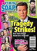 1-14-13 CBS Soaps In Depth  PETER BERGMAN-REDARIC WILLIAMS