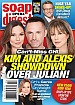 1-14-19 Soap Opera Digest TAMARA BRAUN-WILLIAM DEVRY