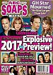 1-16-17 ABC Soaps In Depth  WILLIAM DEVRY-RICK HEARST