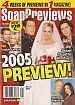 1-17-05 Soap Opera Previews  MARTHA MADISON-JASON COOK