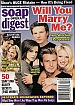 1-18-05 Soap Opera Digest  KELLY MONACO-RANDOLPH MANTOOTH