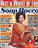 1-2-96 Soap Opera Magazine  CHRISTIE CLARK-BEST & WORST 1995