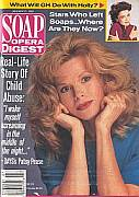 1-21-92 Soap Opera Digest  J. EDDIE PECK-VINCENT IRIZARRY