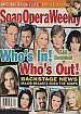 1-24-06 Soap Opera Weekly ROSCOE BORN-CRYSTAL CHAPPELL