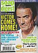 1-26-10 Soap Opera Digest  ERIC BRAEDEN-SHELLEY HENNIG