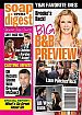 1-26-15 Soap Opera Digest  JOSEPH MASCOLO-CONSTANCE TOWERS