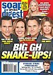 10-8-18 Soap Opera Digest KELLY MONACO-SHAWN CHRISTIAN