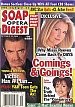 10-10-00 Soap Opera Digest  KIRSTEN STORMS-MOST BEAUTIFUL