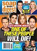 10-12-15 Soap Opera Digest  DARIN BROOKS-HOTTEST NEWCOMERS