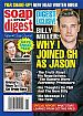 10-13-14 Soap Opera Digest  BILLY MILLER-CHRIS MCKENNA