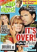 10-14-08 Soap Opera Digest  MICHELLE STAFFORD-JOSHUA MORROW