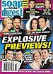 10-2-17 Soap Opera Digest  MELISSA ORDWAY-MOST BEAUTIFUL