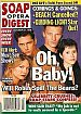 10-27-98 Soap Opera Digest  BILLY WARLOCK-MARCY WALKER