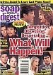 10-28-03 Soap Opera Digest  BRAD MAULE-JAMES REYNOLDS