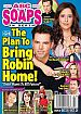 10-28-13 ABC Soaps In Depth  WILLIAM DEVRY-CHAD DUELL