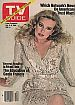 10-2-82 TV Guide  GENIE FRANCIS-DAVID LETTERMAN