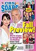 10-3-16 CBS Soaps In Depth  JOHN MCCOOK-RENA SOFER