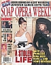 10-5-99 Soap Opera Weekly  KRISTIAN ALFONSO-TRACY MELCHIOR