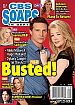 10-6-14 CBS Soaps In Depth  STEVE BURTON-MELODY THOMAS SCOTT