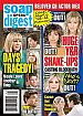 10-8-12 Soap Opera Digest  JOSHUA MORROW-MICHAEL MUHNEY