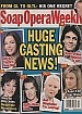 11-1-05 Soap Opera Weekly  JERRY VER DORN-LINDSAY KORMAN