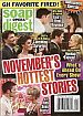 11-1-11 Soap Opera Digest  CHRISTIE CLARK-BRYTON JAMES