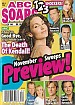 11-3-08 ABC Soaps In Depth  ALICIA MINSHEW-LINDSAY PRICE