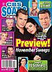 11-5-12 CBS Soaps In Depth  BILLY MILLER-PETER BERGMAN