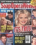 11-11-03 Soap Opera Weekly  JUDI EVANS-HEATHER TOM