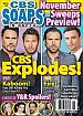 11-13-17 CBS Soaps In Depth  DON DIAMONT-SCOTT CLIFTON
