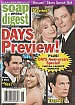 11-15-05 Soap Opera Digest  TRACEY E. BREGMAN-DAYS 40th ANNIV