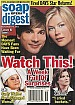 11-18-03 Soap Opera Digest  BRYAN DATTILO-KIMBERLIN BROWN