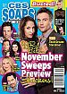 11-18-13 CBS Soaps In Depth  CHRISTEL KHALIL-HEATHER TOM