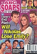 11-23-04 ABC Soaps In Depth  TYLER CHRISTOPHER-DAVID FUMERO