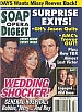 11-23-99 Soap Opera Digest  JULIAN STONE-JACKLYN ZEMAN