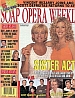 11-25-97 Soap Opera Weekly  ALISON SWEENEY-WALT WILLEY