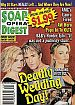 11-27-01 Soap Opera Digest  SCOTT REEVES-SABRYN GENET
