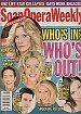 11-27-07 Soap Opera Weekly  KRISTINA WAGNER-THAAO PENGHLIS