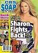 11-28-16 CBS Soaps In Depth  SHARON CASE-DARIN BROOKS