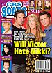 12-2-13 CBS Soaps In Depth  STEVE BURTON-JOSHUA MORROW