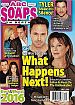 12-5-16 ABC Soaps In Depth  NANCY LEE GRAHN-WILLIAM DEVRY