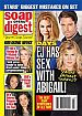 1-20-14 Soap Opera Digest  KATE MANSI-JAMES SCOTT