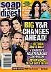 1-20-20 Soap Opera Digest SHARON CASE-MOST BEAUTIFUL