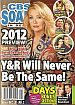 1-2-12 CBS Soaps In Depth  2012 PREVIEW-ADRIENNE FRANTZ