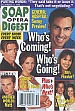12-15-98 Soap Opera Digest  FRANK GRILLO-WENDY MONIZ